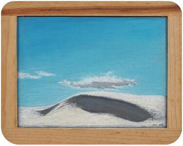Myong Hi Kim, 'White Sand', 2007