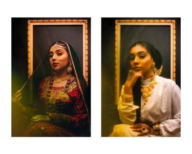 Foster White, 'Arfa Iqbal - A Modern Woman', 2019