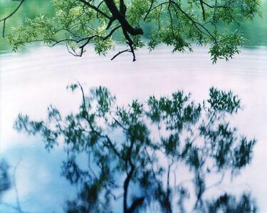 Risaku Suzuki, 'Water Mirror 17, WM-758', 2017