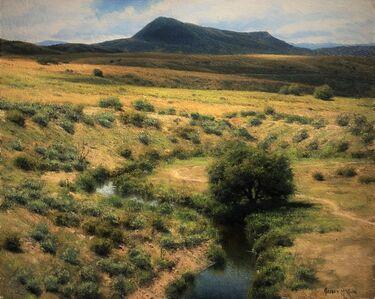 Joseph McGurl, 'Rhythym of the Land, Elk Mountain'