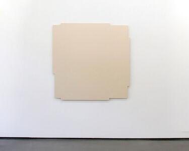 Hartmut Böhm, 'randstand/fläche II', 2004