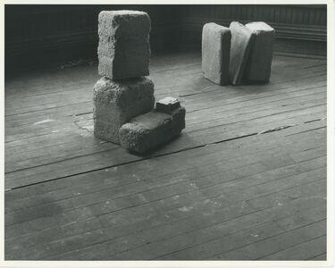 Beverly Buchanan, 'Untitled (Slab Works 1)', ca. 1978