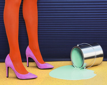 Ramona Rosales, 'Can Can', 2014