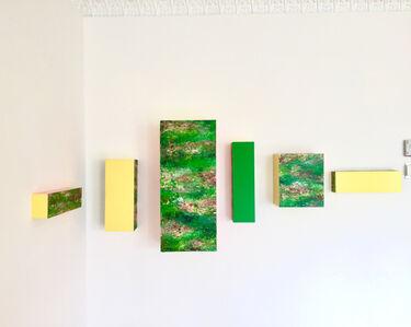 Victoria Borisova, 'Magic Color Bursts', 2017