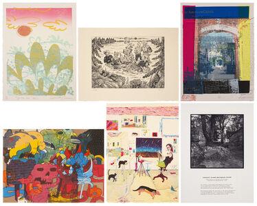 Candy Depew, 'Philadelphia Print Collaborative, Print Portfolio 2002', 1998-2002