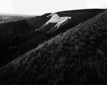 Tom Hunter, 'The Cult of the White Horse', 2018