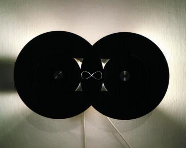 Attila Csörgő, ' Occurrence Graph II (Infinity)', 1998