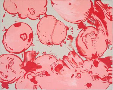 Sue Williams, 'Fleshy Zones', 2013