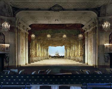 David Leventi, 'Slottsteater, Drottningholm Palace Theatre, Stockholm, Sweden', 2008