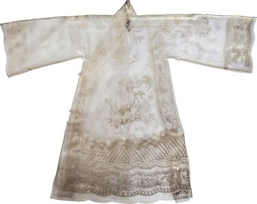 Wang Jin, 'Dream of China - Dragon Robe', 2004