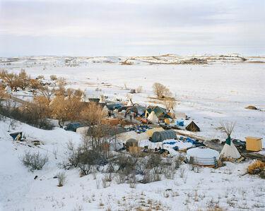 Mitch Epstein, 'Sacred Stone Camp, Standing Rock Sioux Reservation, North Dakota 2017', 2017