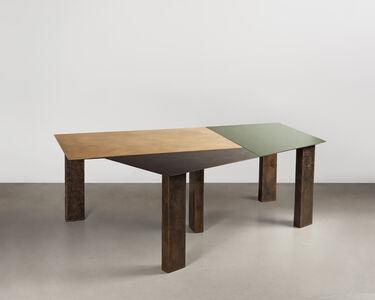 "Patrick Naggar, '""Polymorphic Table""', 2017"
