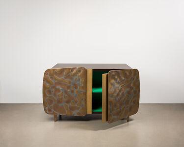 "Patrick Naggar, '""Universe Cabinet""', 2017"