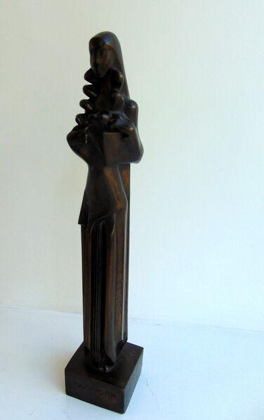 Joseph Csaky, ' Calliope – Muse of Epic Poetry [Καλλιόπη]', 1965