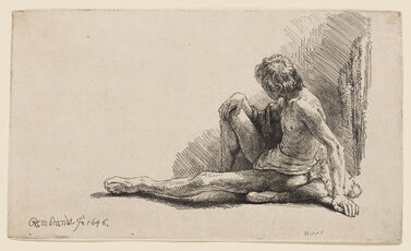 Study from the Nude