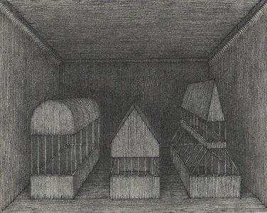 Hong Buhm, 'unnamed room #3', 2014