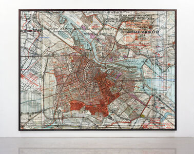 Gert Jan Kocken, 'Depictions of Amsterdam 1940-1945 (Close-up)', 2009-2019