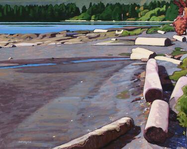 Clayton Anderson, 'Elliot Beach'
