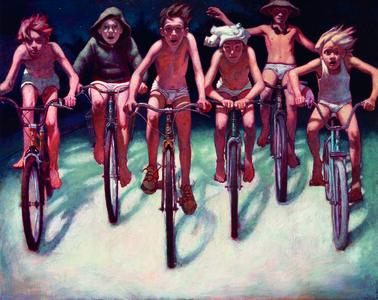 Shawn Fields, 'Night Swimming'