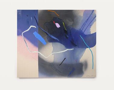 Heather Day, 'Blue Étude', 2020