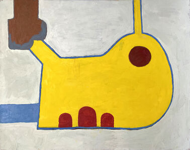 Chuck Webster, 'Speed Yellow', 2020