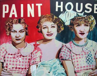 Btoy, 'Painthouse', 2012