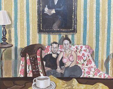 Polina Barskaya, 'Venice Living Room',  2020