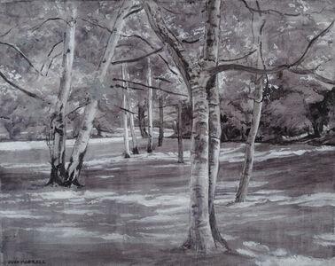 John Morrell, 'Jardin du Luxembourg', 2015