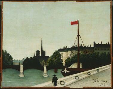Henri Rousseau, 'Notre Dame', 1909