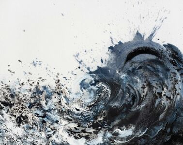 Maggi Hambling, 'Wave Crashing', 2020