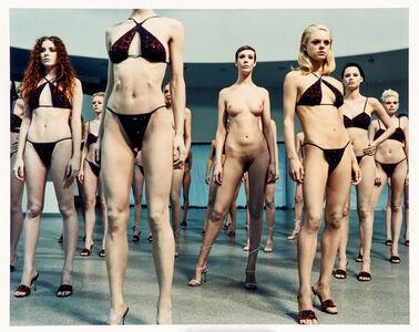 Vanessa Beecroft, 'VB 35', 1999