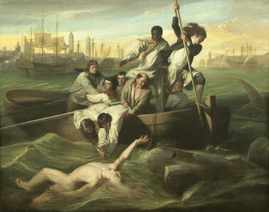 John Singleton Copley, 'Watson and the Shark', 1778