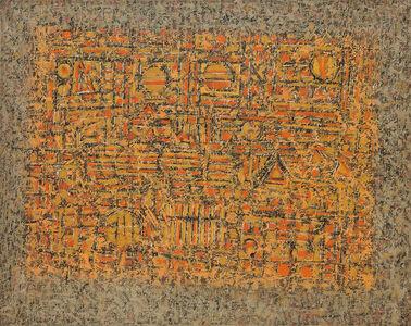 Seund Ja Rhee, 'Untitled', 1961