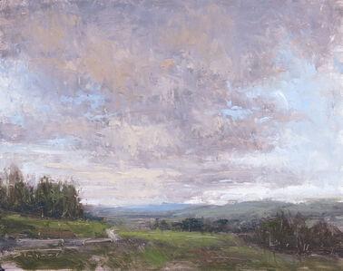 Jane Hunt, 'Storm over Dales', 2018