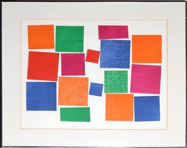 Piero D'orazio, 'Logos et Cares', 1967