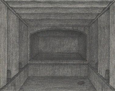 Hong Buhm, 'unnamed room #2', 2014