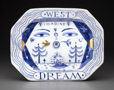 Mara Superior, 'Western Lady Dream Platter', 2018