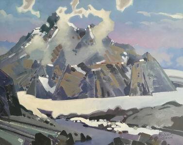 Robert Genn, 'Unnamed Monument near Mount Waddington', 2000-2010