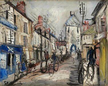 Gen Paul, 'Les vélos de Montmartre', NA