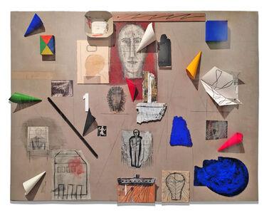 Mimmo Paladino, 'Untitled', 2010