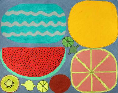 Raquel Albarran, 'All About the Citrus', 2017