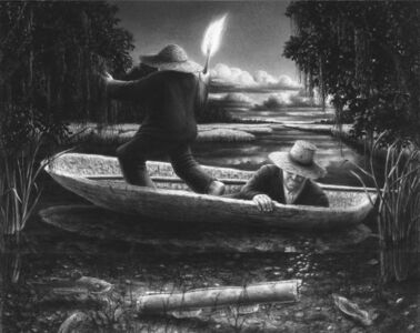 Steve Galloway, 'Mystery of B. Wilbur and the Swamp Bottom', 2009