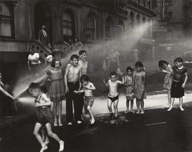Weegee, '[Summer, The Lower East Side, New York City]', summer 1937