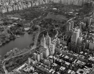 Marilyn Bridges, 'San Remo Building and Central Park West, New York City', 1997