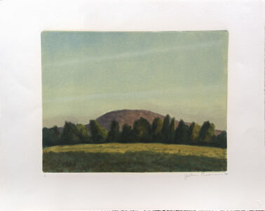John Beerman, 'Landscape with Hill', 1994