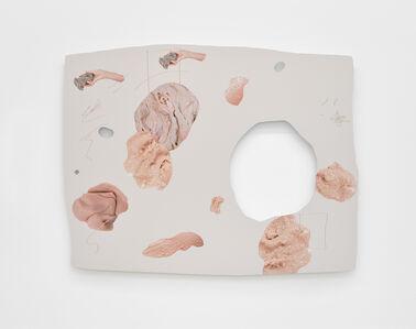 Rachel de Joode, 'Drawing or flowy conglomeration. Hey!  III', 2015