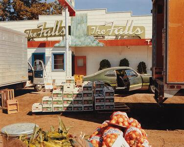 Stephen Shore, 'U.S. 10, Post Falls, Idaho, August 25, 1974', 1974