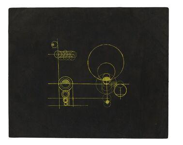 Waldemar Cordeiro, 'Sem Título', 1955-1956
