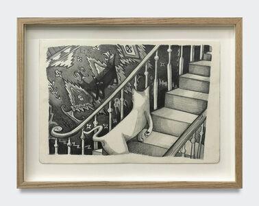 Nikki Maloof, 'Staircase', 2017