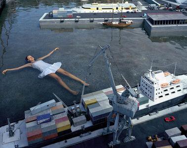 Julia Fullerton-Batten, 'Floating in Harbour', 2005